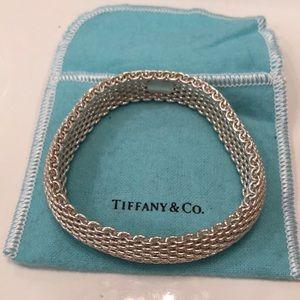 Tiffany and Company silver somerset bracelet